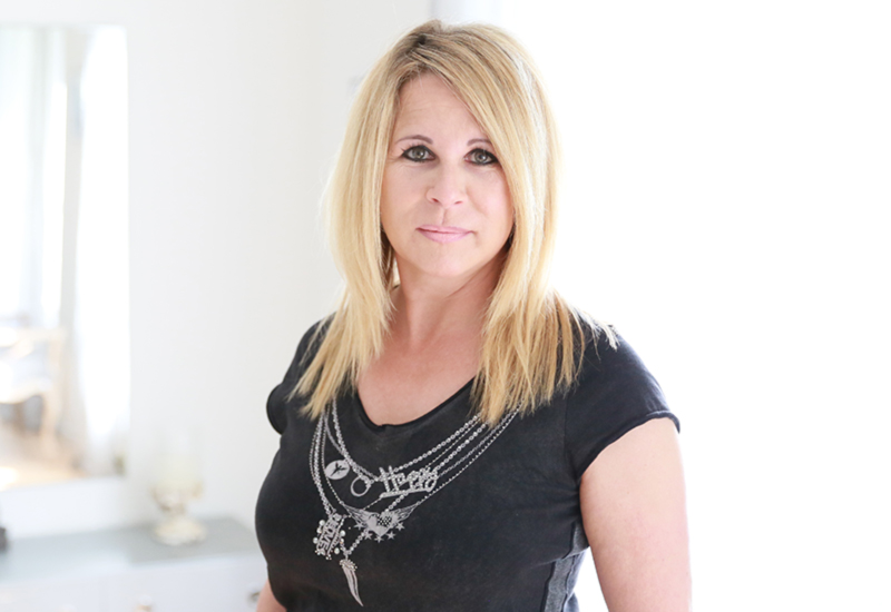 Kosmetikerin Christina Weber-Schoch